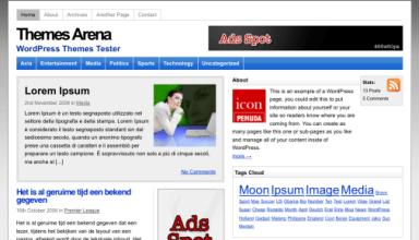 pro pemuda - Pro Pemuda - Premium Wordpress Theme