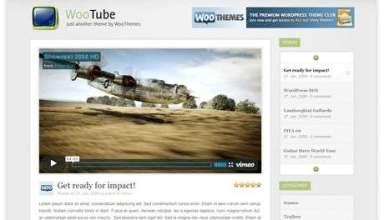 wootube - WooTube - Premium Wordpress Theme
