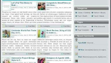 bloom wpnow avjthemescom - Bloom WordPress Theme