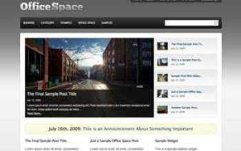 Office Space WordPress Theme