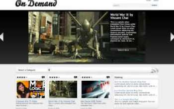 Ondemand WordPress Theme