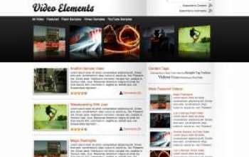 videoelements - Press75 Wordpress Themes