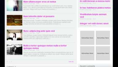arliss wordpress theme - Arliss Wordpress Theme