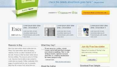 ebook premiumthemes avjthemes - eBook Wordpress Theme