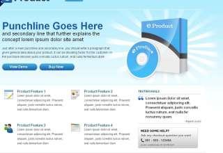 eproduct premiumthemes avjthemes - eProduct Wordpress Theme