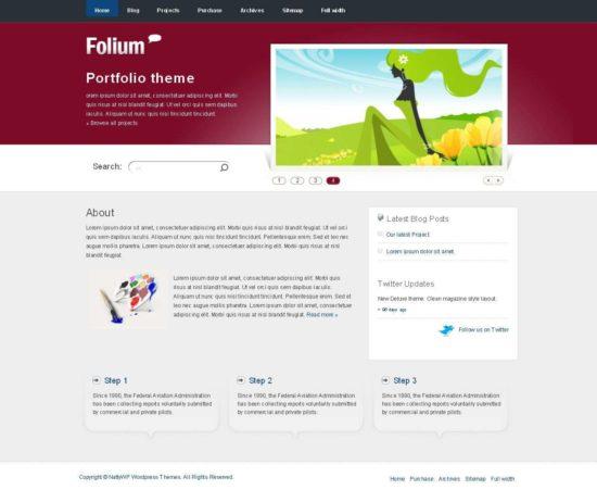 folium avjthemescom nattywp 550x451 - Folium Wordpress Theme