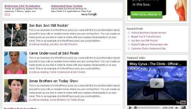 studiopress magazine wordpress theme - Studiopress Magazine WordPress Theme