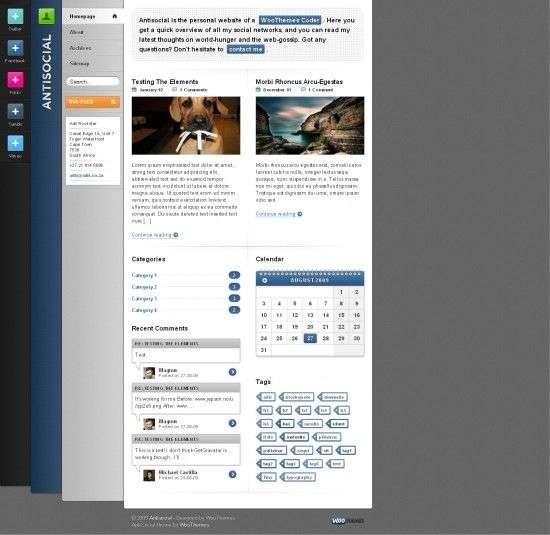 antisocial woothemes premium wordpress 550x535 - Anti Social Wordpress Theme