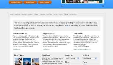 wp folio solostream - WP-Folio Wordpress Theme