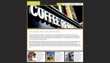 implusive viva wordpress theme - Impulsive Premium Wordpress Theme