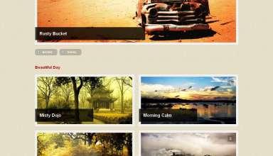 exposure woothemes premium photo wordpress theme - Exposure Wordpress Theme