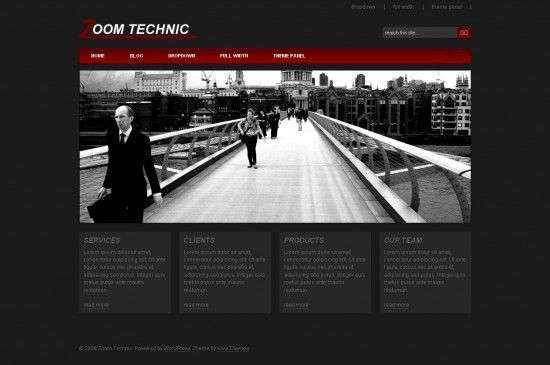zoom technic wordpress theme 550x365 - Zoom Technic Wordpress Theme