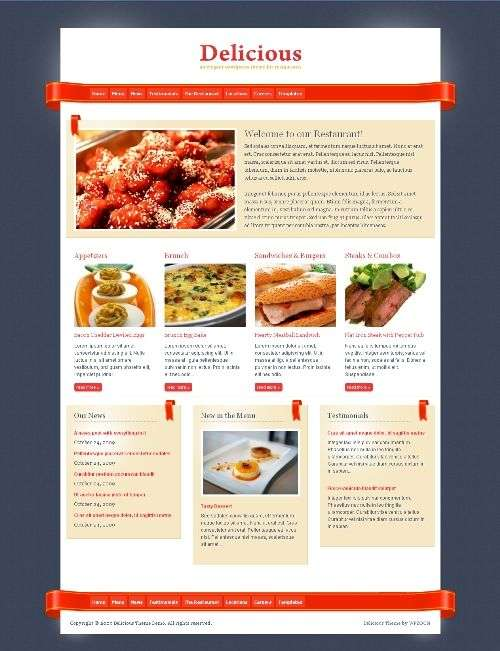 delicious wpzoom wordpress theme - Wpzoom Premium Wordpress Themes