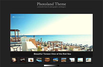 photoland - Wpzoom Premium Wordpress Themes