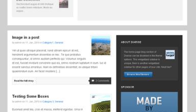 diarise woothemes wordpress themes - Diarise Premium Wordpress Theme