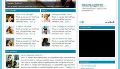genesis lifestyle studiopress - Genesis LifeStyle Premium WordPress Theme