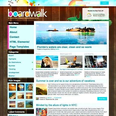 broadwalk wpnow theme - WpNow WordPress Themes