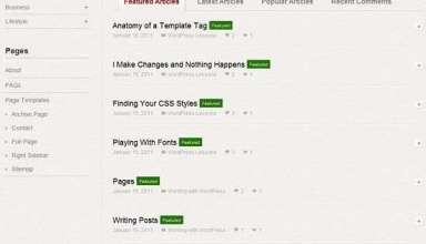 wikibase wordpress theme - Wikibase Premium WordPress Theme