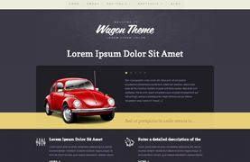 wagon - Themeskingdom Premium WordPress Themes