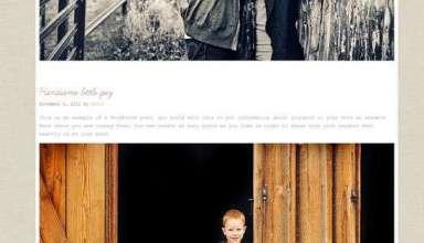 pure elegance studiopress avjthemescom - Pure Elegance WordPress Theme