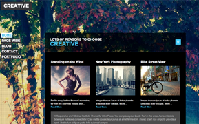 creative - ThemePURE Premium WordPress Themes