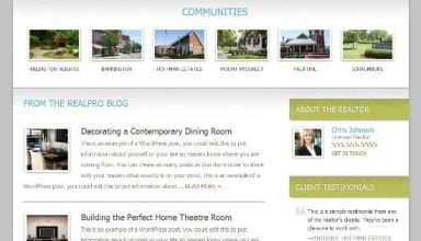 realpro studiopress avjthemescom 01 - RealPro WordPress Theme