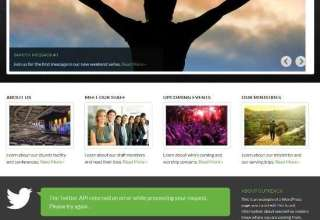 outreach studiopress avjthemescom 01 - Outreach 2.0 WordPress Theme