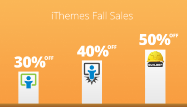 ithemes fallsales - iThemes Fall Sales Discount Code Codes (October 2012)