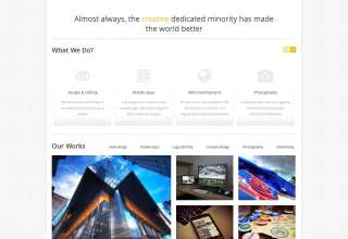 venturos colorlabsprojects avjthemescom 01 - Venturos WordPress Theme