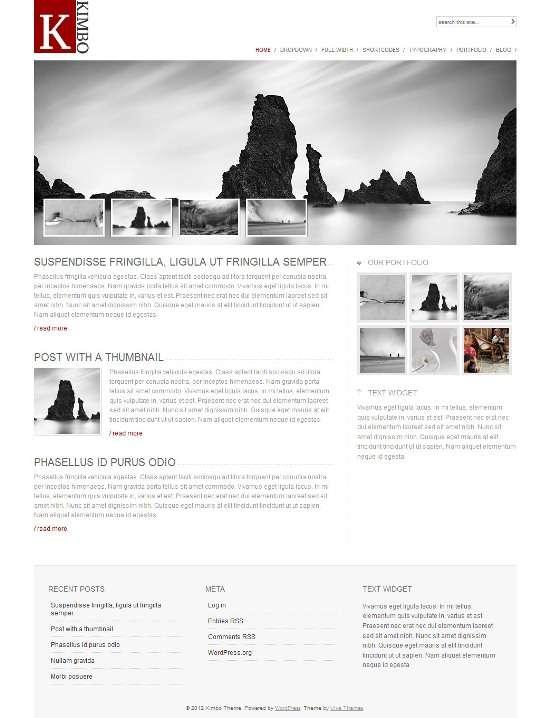 kimbo vivathemes avjthemescom 1 - Kimbo 3.0 WordPress Theme