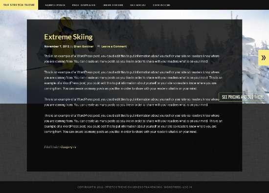 the stretch studiopress avjthemescom 1 - The Stretch WordPress Theme