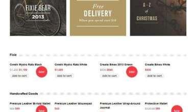 cleansale obox designs avjthemescom 01 - Cleansale WordPress Theme