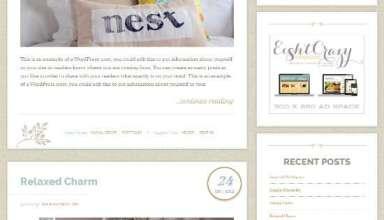 decor8ted studiopress avjthemescom 1 - Decor8ted WordPress Theme