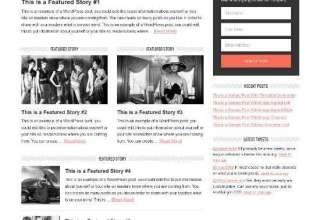 metro studiopress avjthemescom 01 - Metro 1.0 WordPress Theme