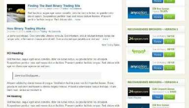 financial trading theme flytonic avjthemescom 01 - Financial Trading WordPress Theme