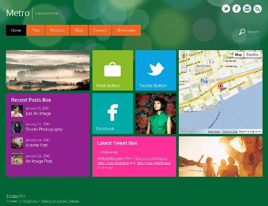 metro themify avjthemescom 01 - Themify Metro WordPress Theme