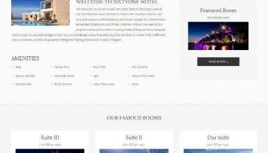 sixtyone cssigniter avjthemescom 01 - SixtyOne WordPress Theme