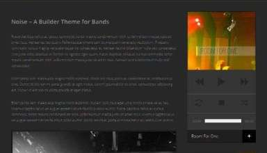 noise ithemes avjthemescom 01 - iThemes Noise WordPress Theme
