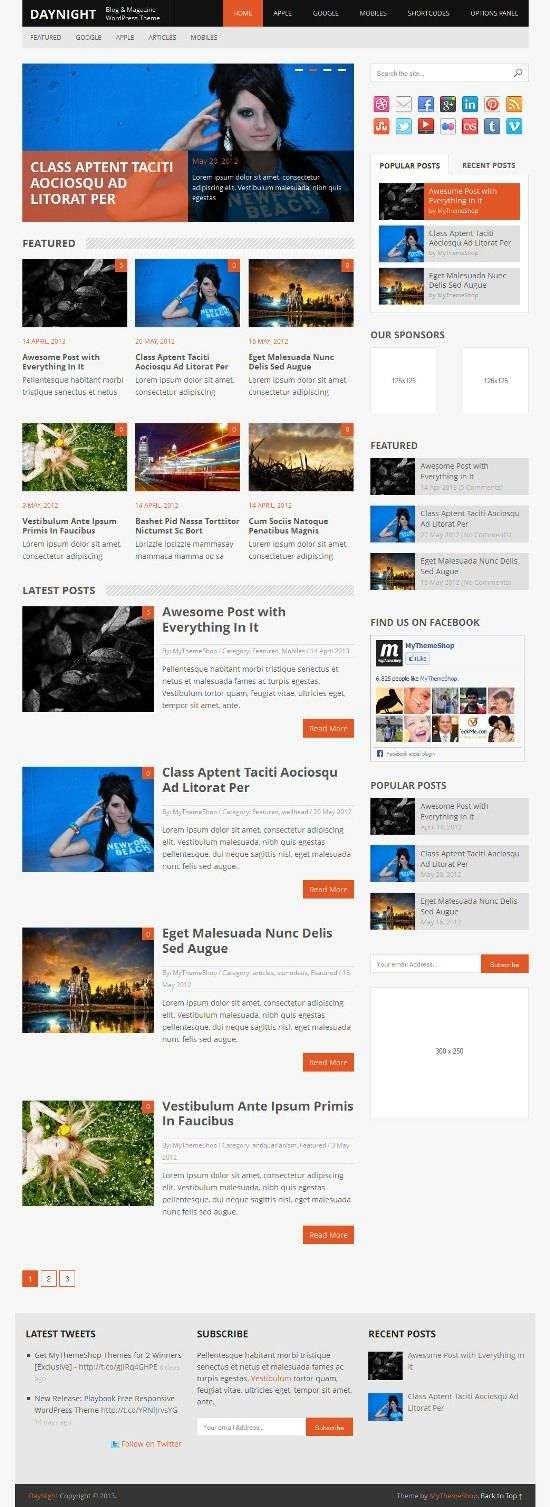 daynight mythemeshop avjthemescom 01 - Daynight WordPress Theme