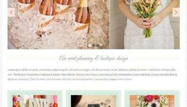 geraldine bluchic avjthemescom 01 - Geraldine WordPress Theme