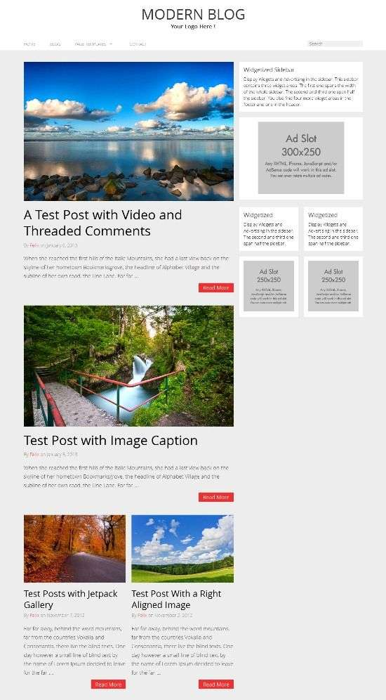 modern blog richwp avjthemescom 01 - Modern Blog WordPress Theme