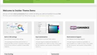 insider wpzoom avjthemescom 01 - Wpzoom Insider WordPress Theme