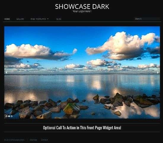 showcase dark richwp avjthemescom 01 - Showcase Dark WordPress Theme