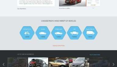 autotrader themefuse avjthemescom 01 - AutoTrader WordPress Theme