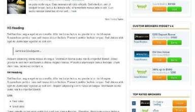 forex flytonic avjthemescom 01 - Flytonic Forex WordPress Theme
