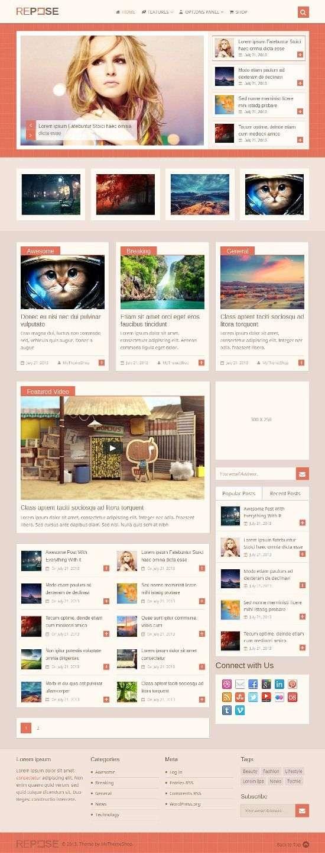 repose mythemeshop avjthemescom 01 - Repose WordPress Theme