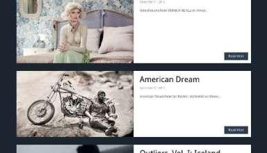video blog richwp avjthemescom 01 - Video Blog WordPress Theme
