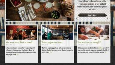 cafecultura themeofthecrop avjthemescom 01 - CaféCultura WordPress Theme