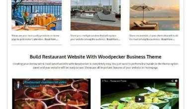 woodpecker inkthemes avjthemescom 01 - Woodpecker WordPress Theme