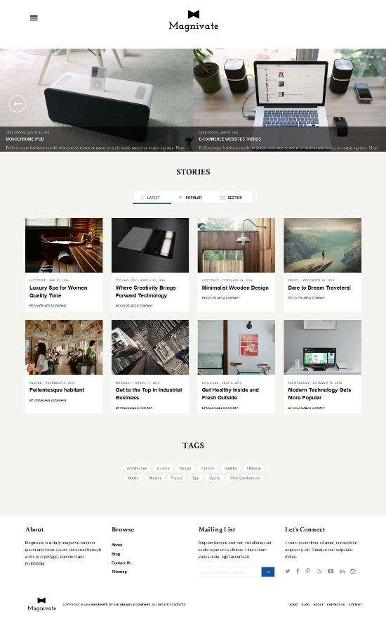 magnivate colorlabs avjthemescom 01 - Magnivate WordPress Theme